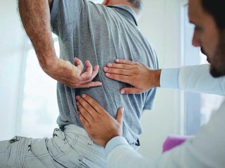 dureri in zona spatelui stanga