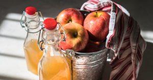 Ce cantitate de otet de mere trebuie sa bei
