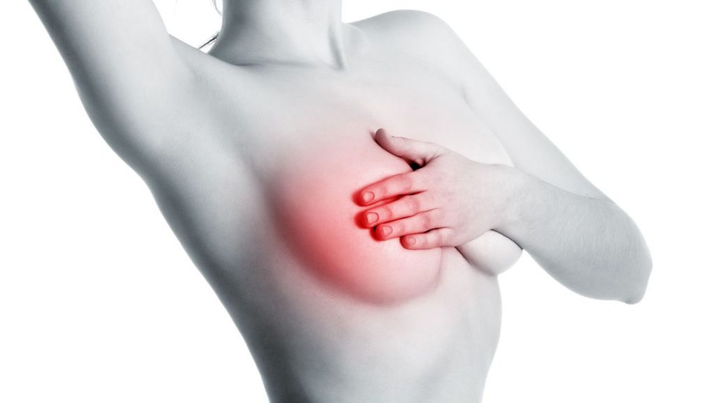 poate pierderea în greutate cauza durerii de sân