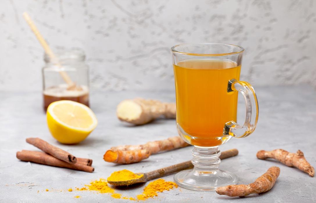 Ceai de ghimbir cu turmeric - beneficii, contraindicatii si mod de preparare – Natura Vindecătoare